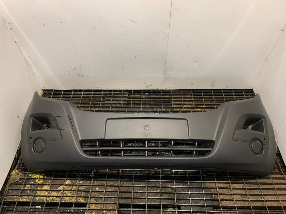 RENAULT MASTER VAUXHALL MOVANO 2010-2020 BARE FRONT BUMPER- 620221442R BRAND NEW